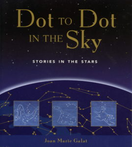 Book Cover: Dot to Dot in the Sky, Stories in the Stars