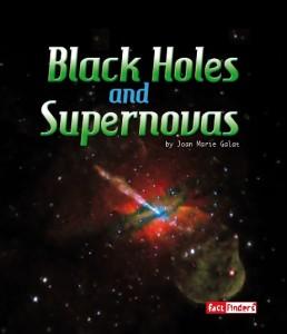 Book Cover: Black Holes and Supernovas