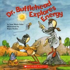 Book Cover: Dr. Bufflehead Explores Energy