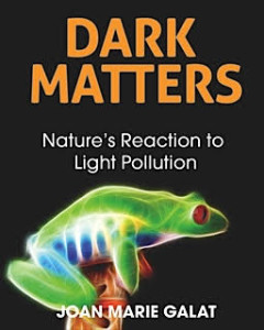 Book Cover: Dark Matter's - Nature's Reaction to Light Pollution