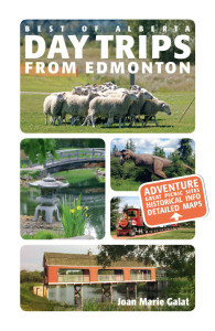 Book Cover: Day Trips From Edmonton