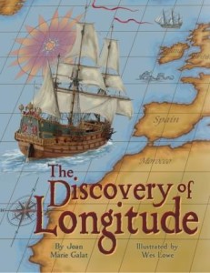 Book Cover: The Discovery of Longitude