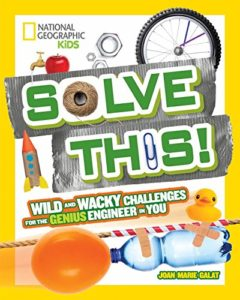 Book Cover: Solve This!