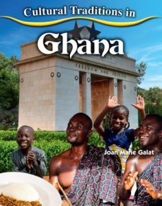 Book Cover: Cultural Traditions in Ghana