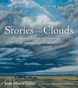 Book Cover: Dot to Dot in the Sky - Stories in the Clouds